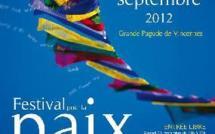 22 - 23 septembre 2012 : 7e Festival pour la Paix à la Grande Pagode de Vincennes