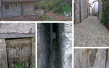 Le village italien de mon enfance