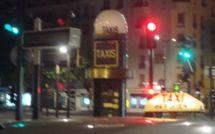 Exercice illégal de la profession de taxi