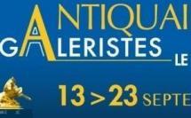 Du 13 au 23 septembre : Antiquaires et Galeristes - Le Salon