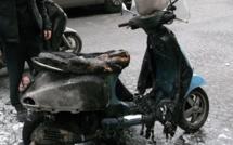 11 scooters incendiés dans le 17e arrondissement