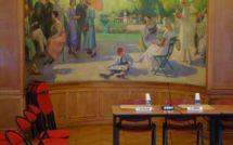 4 octobre 2012 : conseil du 5e arrondissement