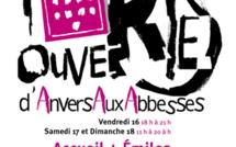 Du 16 au 18 novembre 2012 : Portes ouvertes d'Anvers aux Abbesses