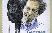 Inauguration d'une plaque « Hommage à Georges Perec »