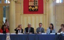 16e arrondissement : Conseil d'Arrondissement avant le Conseil de Paris du 10 décembre 2012