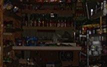 Ventes à la sauvette de produits alimentaires et cigarettes près de la Place de la Madeleine