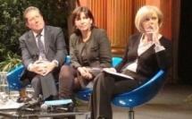 Anne Hidalgo se paye Jean-François Legaret à la conférence internationale des femmes élues locales