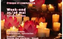 25 - 26 mai 2013 : Fête du Bouddhisme à la Grande Pagode du Bois de Vincennes