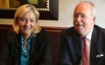 Wallerand de Saint-Just candidat du Front National et du SIEL à la Mairie de Paris