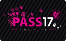 Le Pass Culture 17, premier Pass Culture à Paris