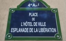 Jean Moulin et Paris, ville compagnon de la Libération