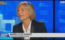 Marielle de Sarnez candidate à Paris préfère Bruxelles