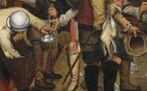 Une œuvre de Pierre Brueghel le Jeune à Monaco