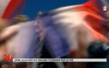 Marine Le Pen et les banques françaises