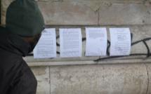 Campement illicite à Paris : la Préfecture de Police publie un arrêté d'expulsion