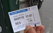 Une politique de stationnement répressive à Paris