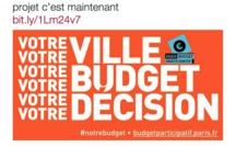 Le budget participatif : l'antichambre des pétitions ?