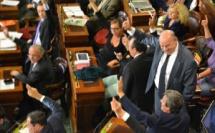 Un ministre vote au conseil de Paris