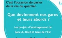 Réunion publique sur le rétablissement de l'ordre public dans un quartier du 10e arrondissement