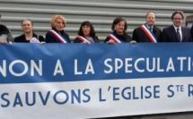 Le député-maire Philippe Goujon s'oppose à la destruction d'une église dans le 15e arrondissement de Paris