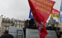 Mobilisation des agents de la Ville de Paris jusqu'à la fin novembre 2015