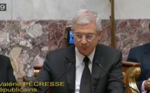 Face à face Claude Bartolone et Valérie Pécresse à l'Assemblée nationale