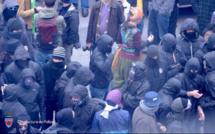 Forces de l'ordre attaquées place de la République : explications et réactions