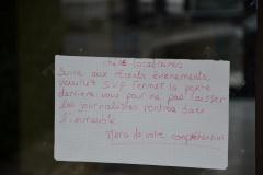 Avenue Marx Dormoy à Fontenay aux Roses où résidait Amedy Coulibaly © VD