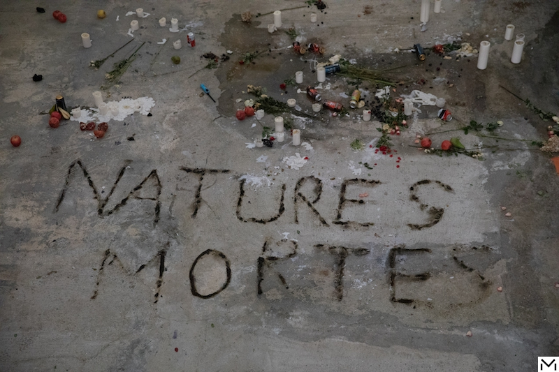 Anne Imhof, Natures Mortes, 2021.